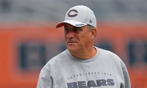 bears dc vic fangio drawing interest  dolphins broncos