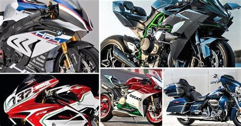 List Of Top 5 Most Expensive Bikes Available In India