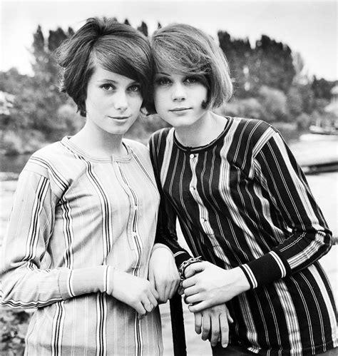 francoise dorleac car avec sa soeur francoise dorl 233 ac collection french cinema