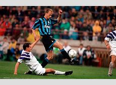 When Dennis Bergkamp was caught in a clash of cultures in