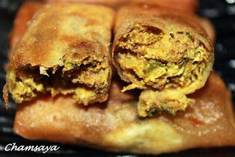 cuisine marocaine brick recettes kefta