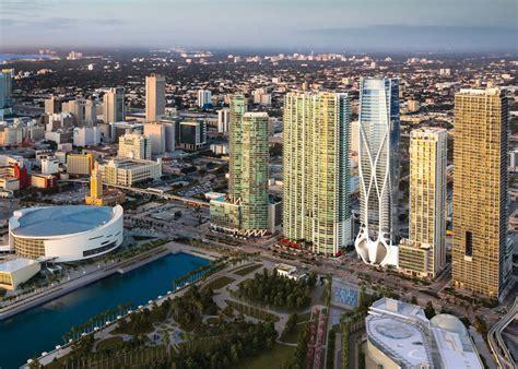 Zaha Hadids Interiors For One Thousand Museum In Miami
