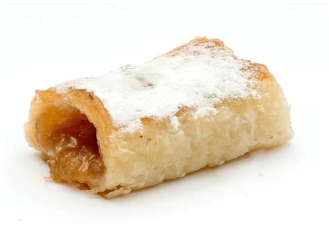 The dough itself consists of five of the simplest ingredients, you do before making dough filo, you need to put together all the liquids: APPLE STRUDEL WITH PHYLLO DOUGH ~ Macedonian Cuisine
