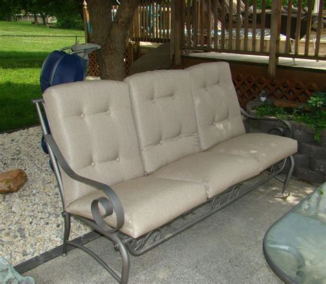 patio furniture replacement cushions martha stewart everyday patio furniture