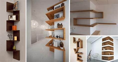 smart corner shelf design ideas   change