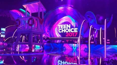 teen choice awards  complete winners list
