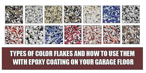 Garage Floor Color Flakes   Carpet Vidalondon