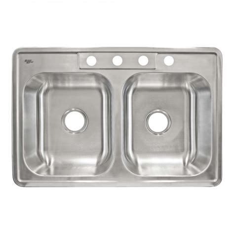 stainless steel top mount kitchen sinks lcltd64 top mount stainless steel basin kitchen 9422