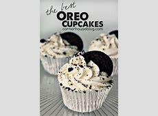 Oreo Cupcakes The Melrose Family