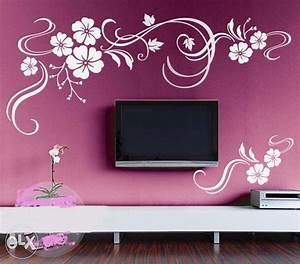 Amazing of paint ideas for simple bedroom wall painting for Best brand of paint for kitchen cabinets with freedom wall art