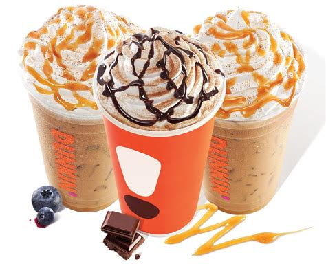 It's even better when you pair them with your favorite dunkin' beverage. Dunkin' Dresses Up Its Espresso Experience with Three New ...