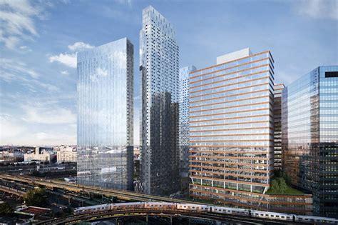 renderings show tishman speyers residential towers