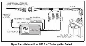 Msd 9993 Streetfire Ignition Kit 88 Firebird V8 Distributor  Box  Wires