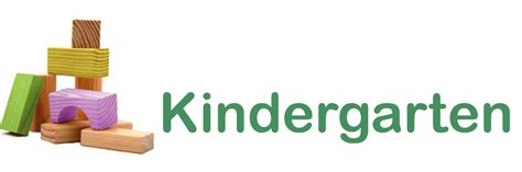 Kindergarten Logo   www.imgkid.com - The Image Kid Has It!