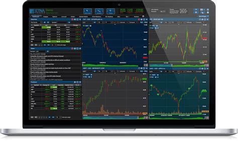 forex trading web platform etna trader white label web trading platform