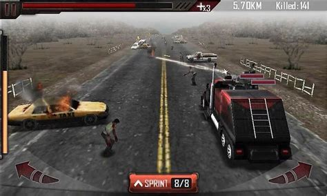 zombie android game roadkill adults
