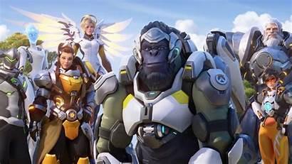 Overwatch Heroes Hero Every Pcgamesn