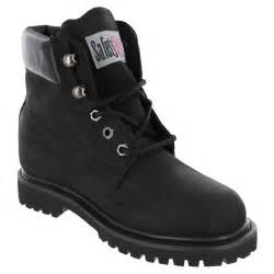 womens work boots safetygirl ii steel toe waterproof s work boots black