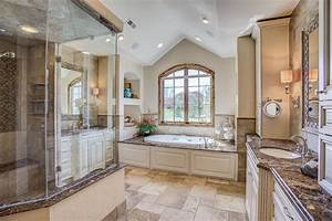 Master, Bathroom, Allows, For, Ultimate, Relaxation