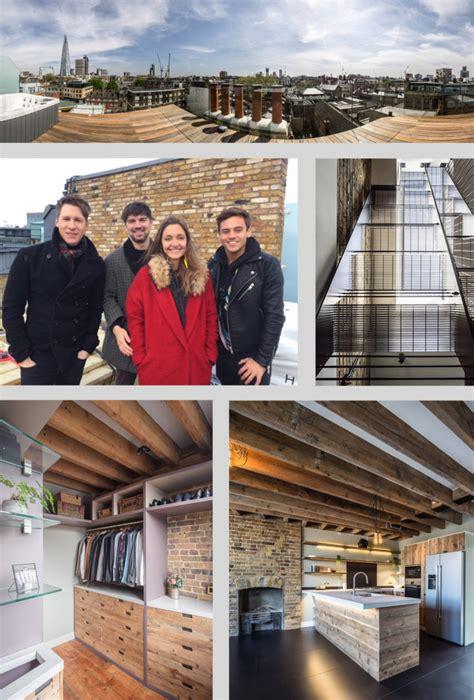 brandler london tom daleys home reclaimed wood