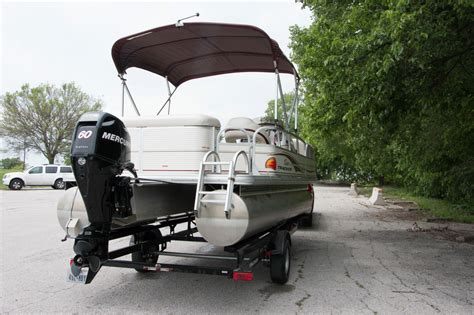 Craigslist Eastern Nc Boat Trailers by 21 Ft Pontoon Boat With Trailer Boats By Owner Autos Post