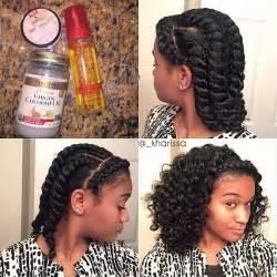 Natural Protective Hairstyles HerGivenHair