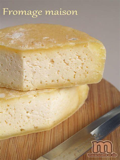 fromage maison macaronette et cie