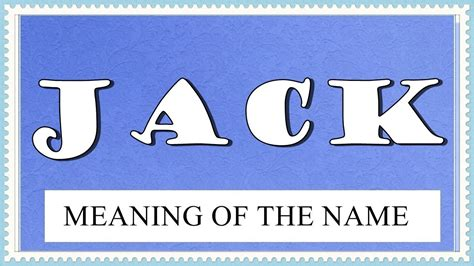 Meaning Of The Word by Name Facts And Meaning Of The Name
