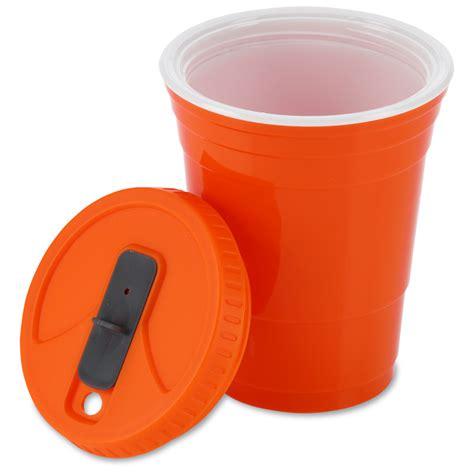 imprintcom game day cup  lid opaque  oz