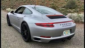 2017 Porsche 911 Gts  Manual - One Take