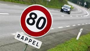Vitesse A 80km H : limitation de vitesse les 80 km h arrivent cet t ~ Medecine-chirurgie-esthetiques.com Avis de Voitures