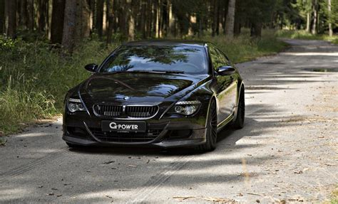 G Power Bmw M6 Hurricane Rr Worlds Fastest 4 Seat Coupe