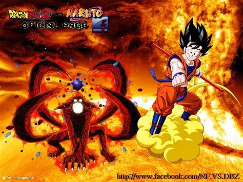 Naruto And Goku Wallpapers