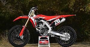 2019 Honda Crf250r Dyno Test Dirt Rider