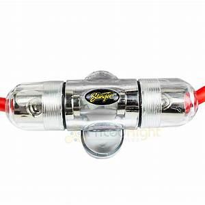True 8 Gauge Awg 600 Watt Amplifier Wiring Kit Stinger