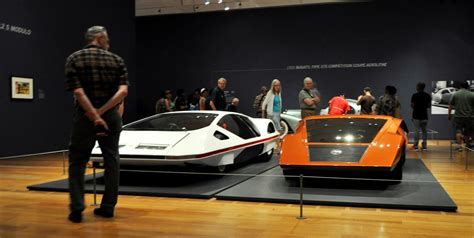 Atlanta Dream Cars Showcase - 1970 Lancia Stratos HF ZERO ...