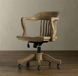 Chaise De Bureau Vintage : chaise de bureau de design confortable et chic assises pinterest chaise vintage roulette ~ Teatrodelosmanantiales.com Idées de Décoration