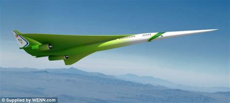 Nasa Tests Pave Way For A High Speed Planes Quieter Than