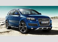 Audi Q9 flagship considered, no fourringed city car
