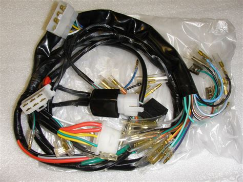 Honda Wire Harnes by Honda New 1976 Cb750k 76 Wire Harness Cb 750 Cb750k 32100