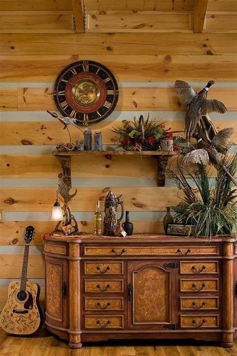 Hunting Decor?  Basement Remodel Ideas Pinterest