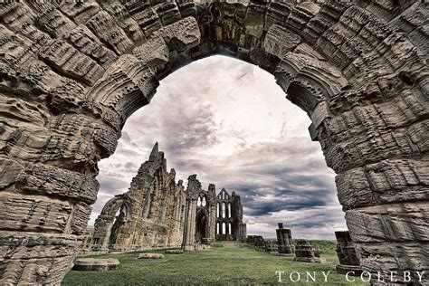 abbey  south whitby north yorkshire