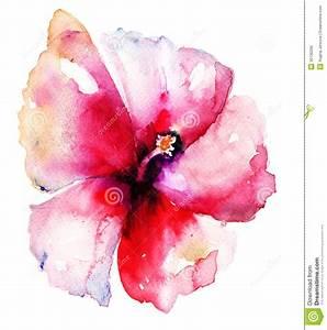 hibiscus watercolor - Google Search   Aloha   Pinterest ...