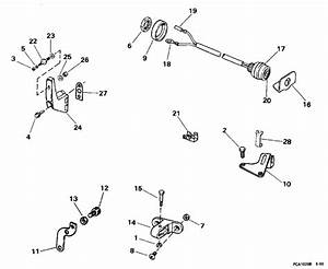 Johnson Remote Control Adapter Kit Parts For 1996 25hp