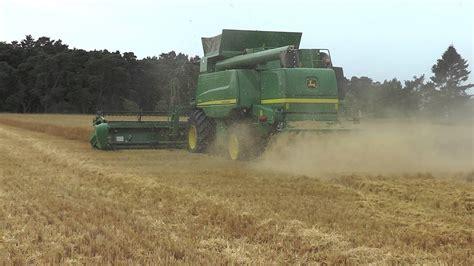 Brand New John Deere T670i Combine Harvesters Winter