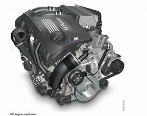 Mercedes S55 Engine Accessories Diagram