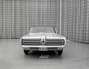 Behind The Curtain  How The 1967 Mercury Cougar Was Born