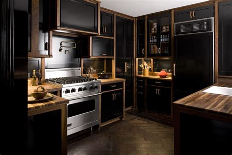 black kitchens   change  mind