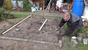Fundament Selber Machen : gew chshaus aufbauen teil 2 youtube ~ Frokenaadalensverden.com Haus und Dekorationen