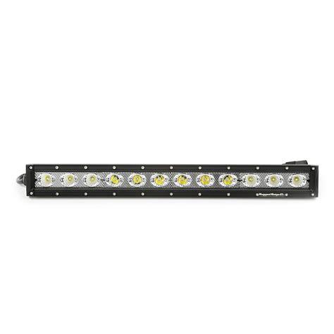 20 inch led light bar rugged ridge 15209 12 20 inch led light bar 60 watt